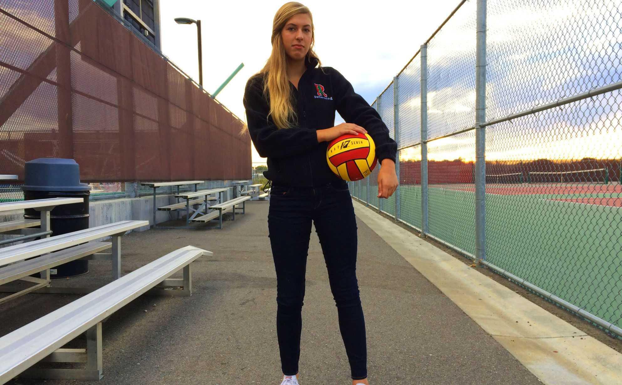Sports Spotlight: Senior develops from novice to captain
