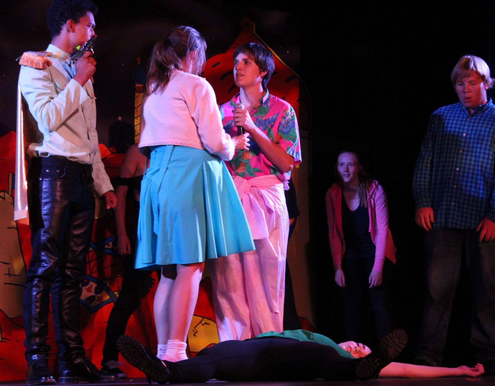 Planet Z: Drama starts the year with an outlandish musical comedy
