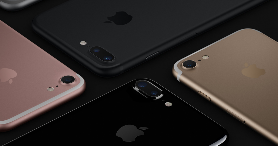 Apple has released a brand new jet black glossy finish to its iPhone color selection