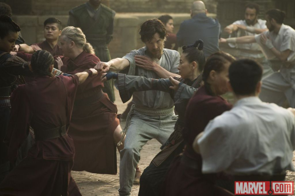 'Doctor Strange' portrays Cumberbatch's usual range