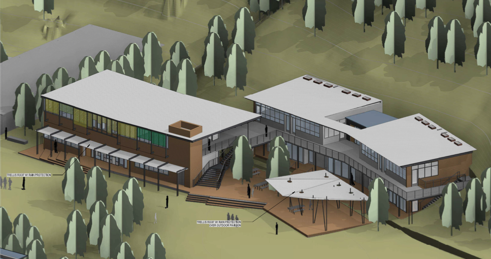 Marin Country Day School plans to expand and renovate campus
