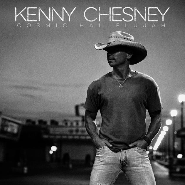 Chesney strikes perfect balance between new and old in Cosmic Hallelujah