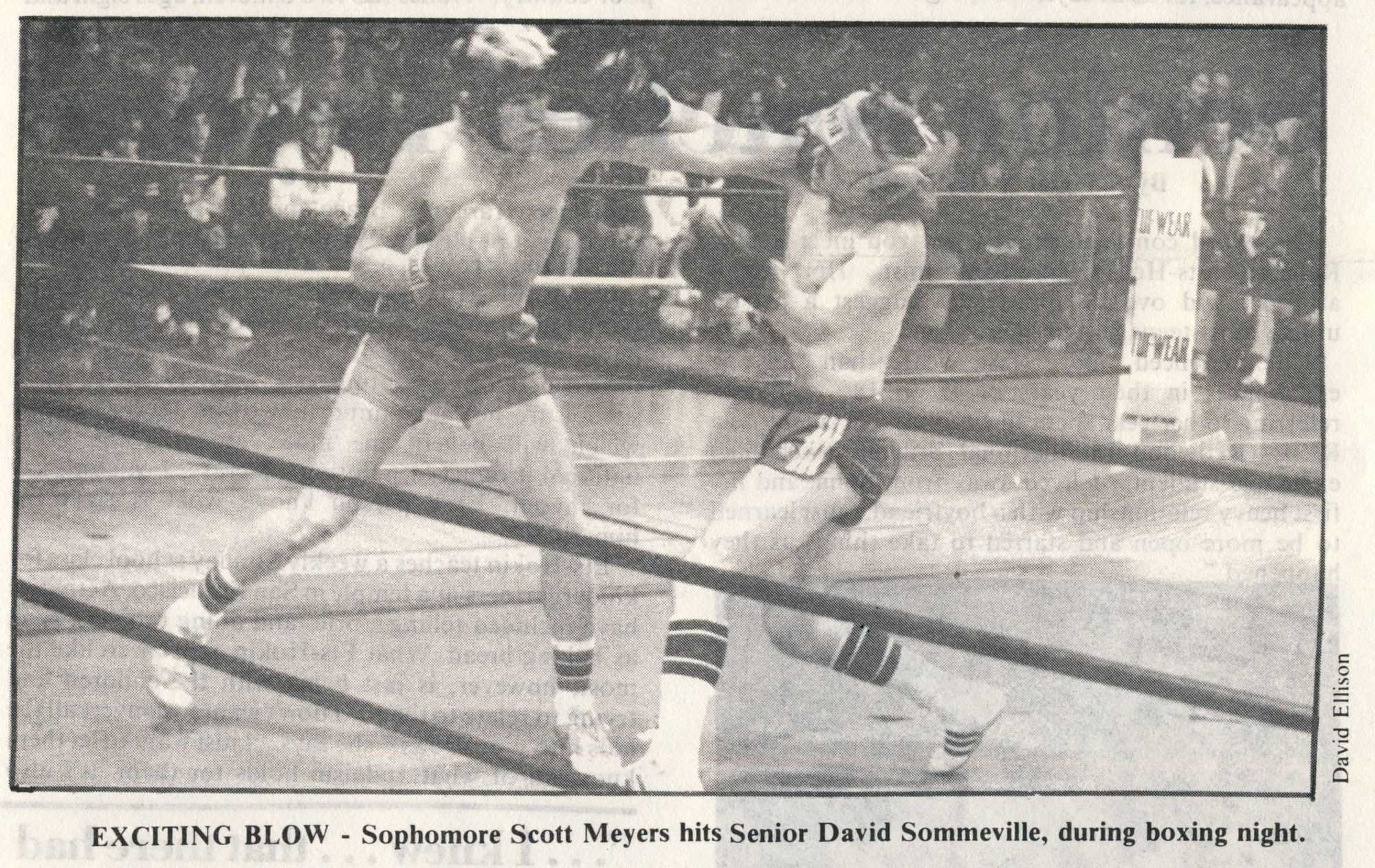Make Redwood Great Again: Redwood's little known boxing tradition