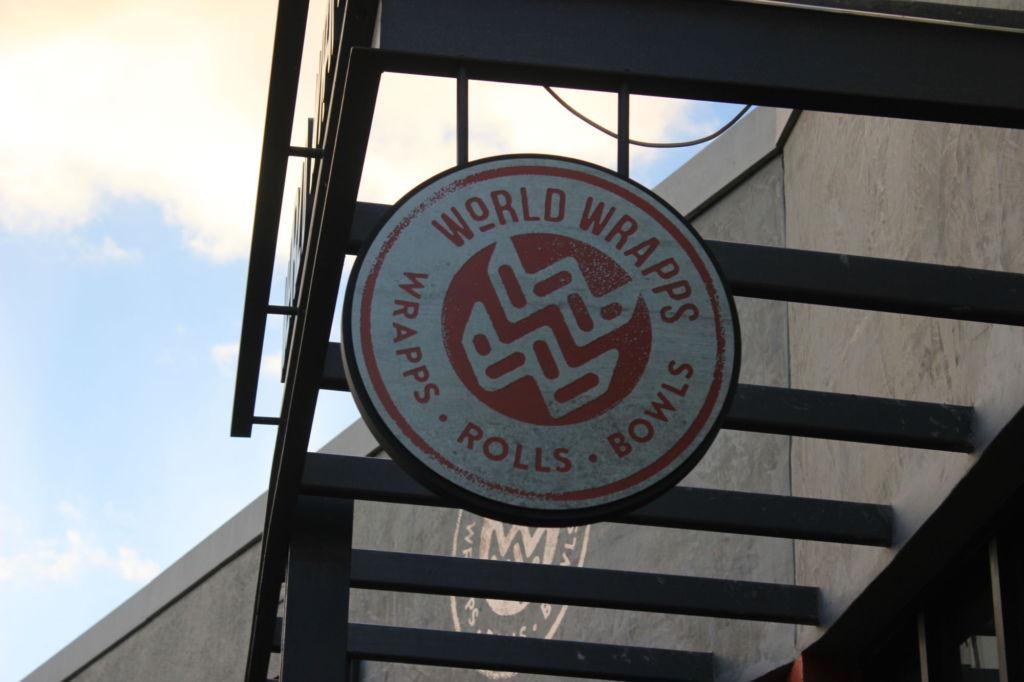 Old owners revamp World Wrapps with new menu and design