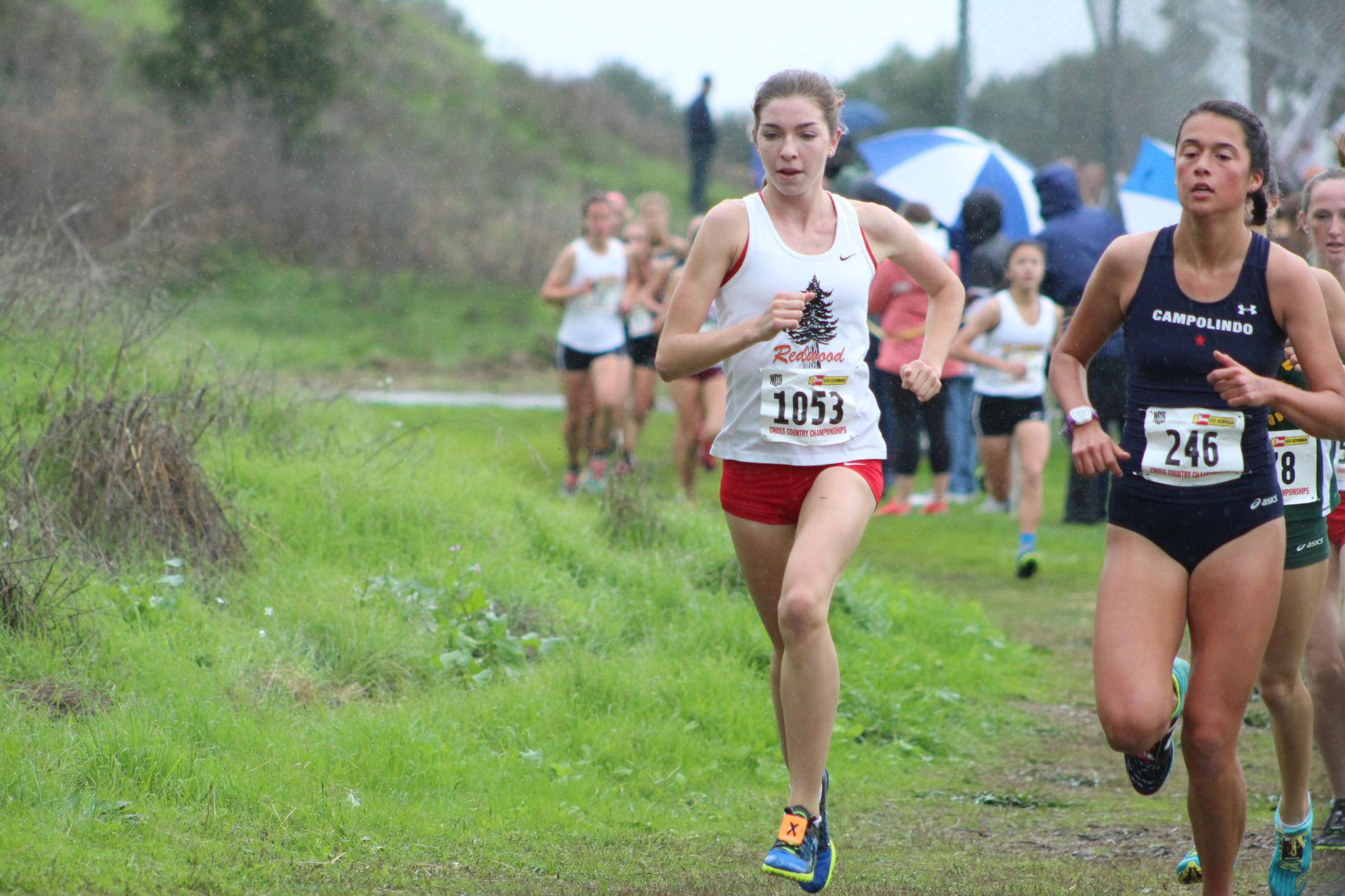 Girls' cross country to return to state meet after successful NCS showing