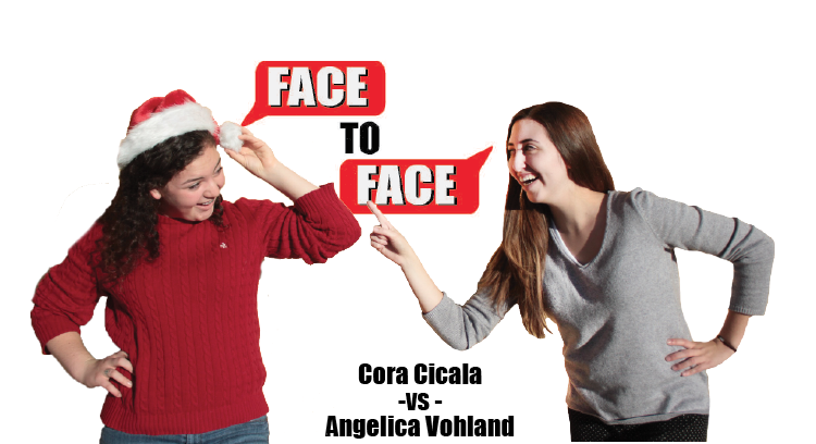 Face to Face: Is Christmas becoming too commercialized?
