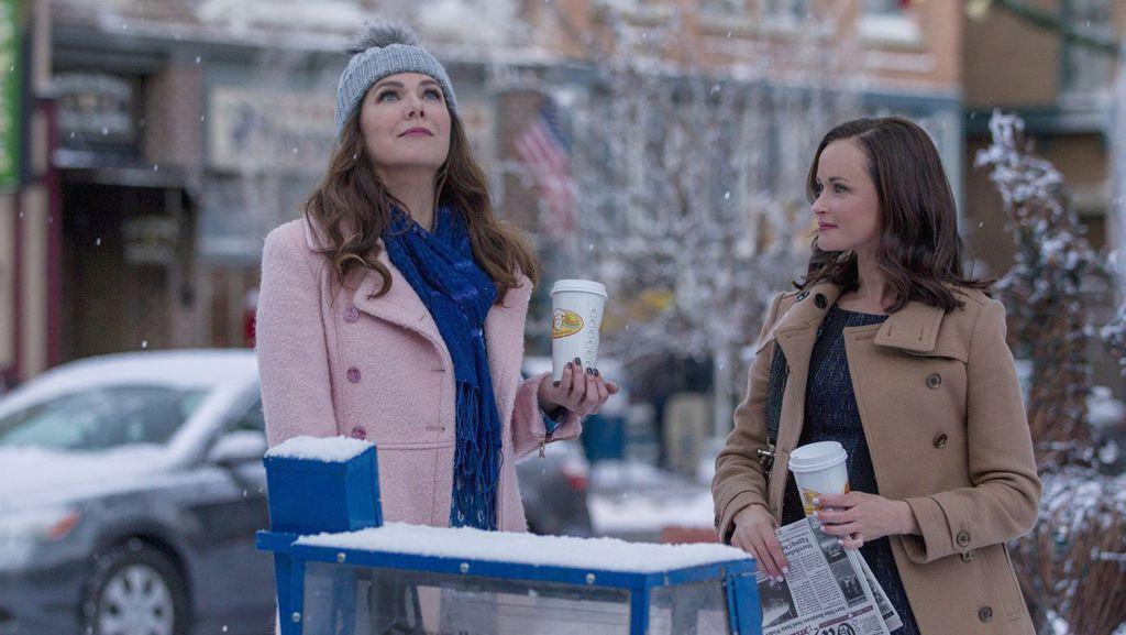 Netflix's 'Gilmore Girls' revival lives up to beloved original