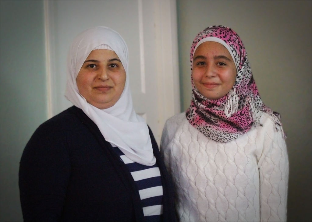 Sharing their story: Syrian refugees adjust to Bay Area life with help of local families