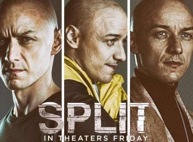 Shyamalan's newest film is 'Split' between interesting and predictable