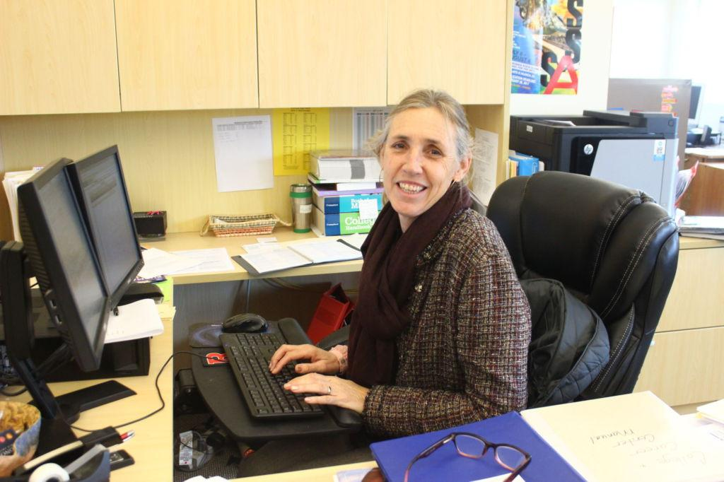 Meg Heimbrodt welcomed as new College and Career Specialist