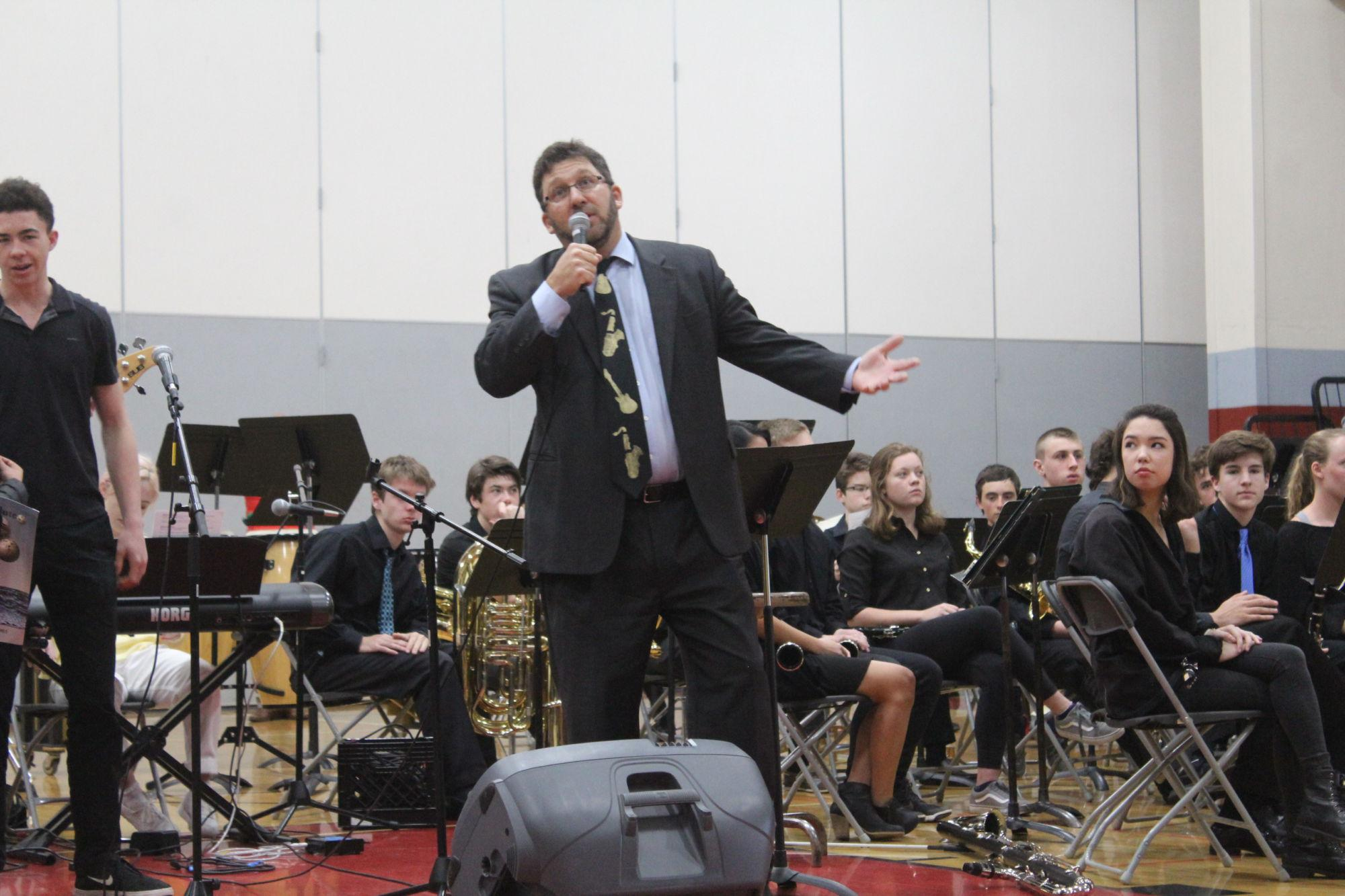 Band+Teacher%2C+John+Mattern%2C+has+been+pushing+to+put+on+a+school-wide+performance+for+the+last+14+years.