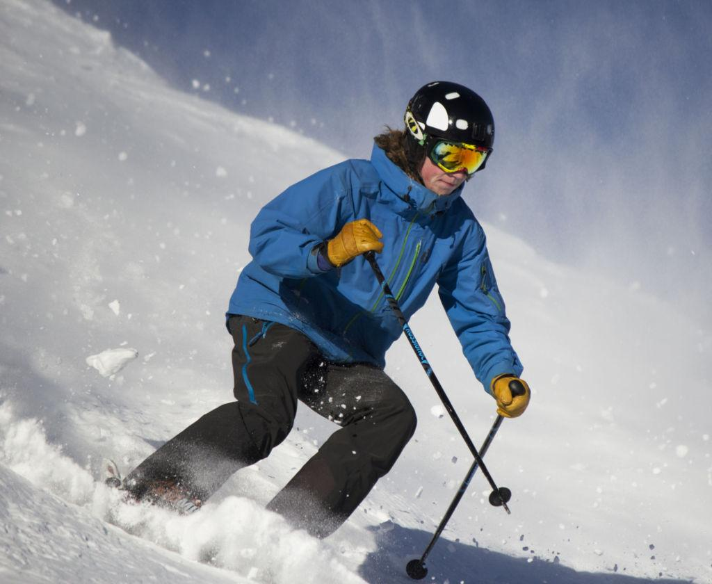 Tahoe time: Skiers stoked about record-setting snowfall