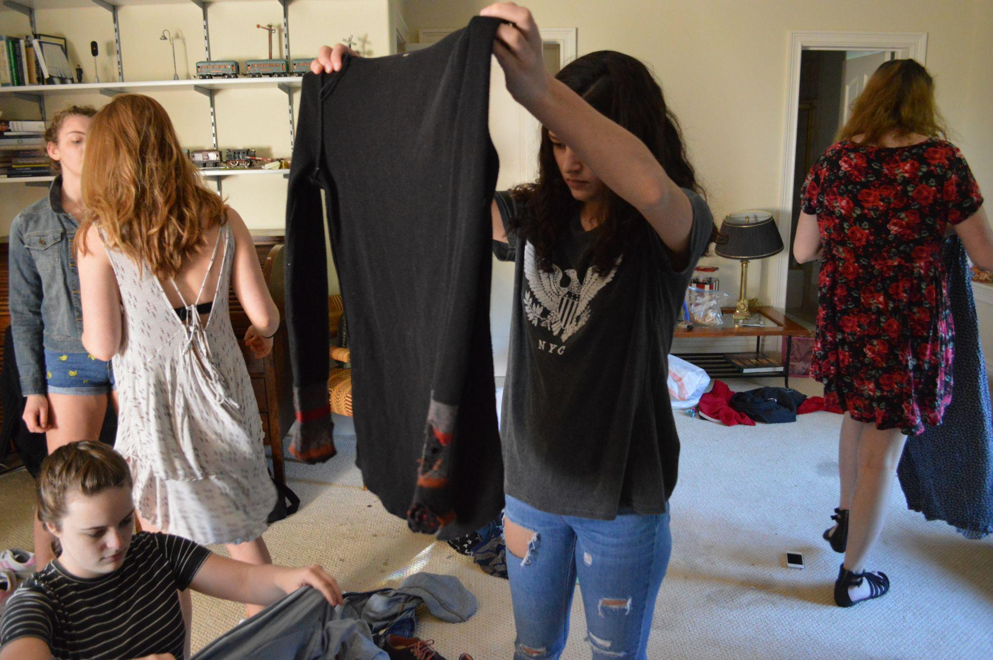 Clean Clothes Club combats sweatshops
