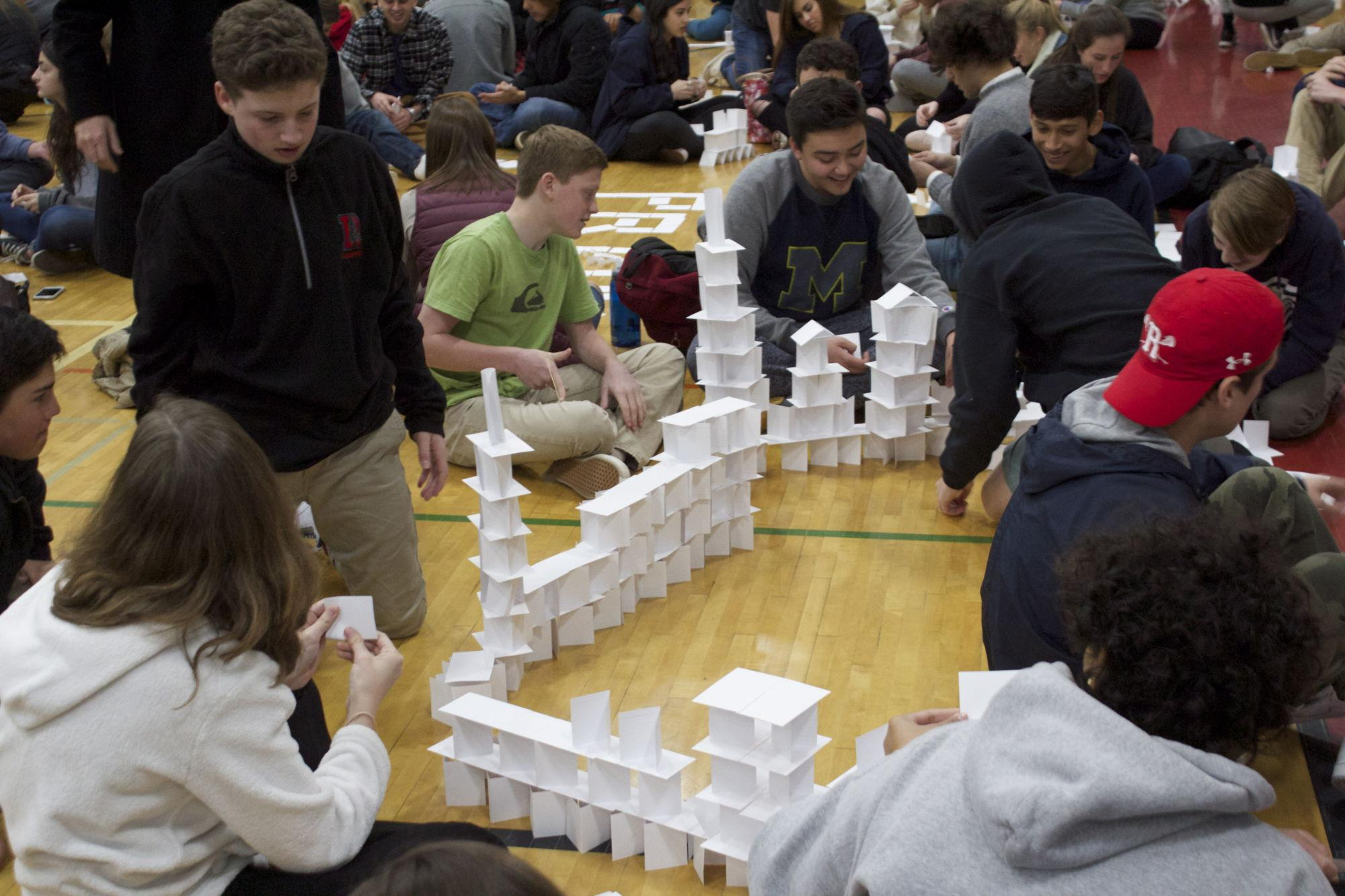 Gallery: Students build community during Advisory