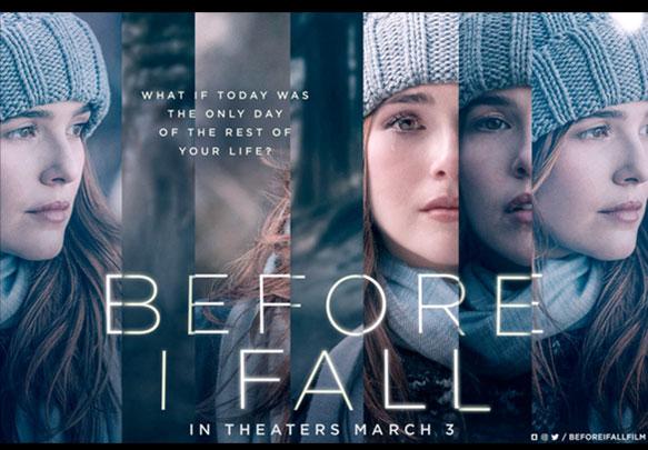 'Before I Fall'…Asleep