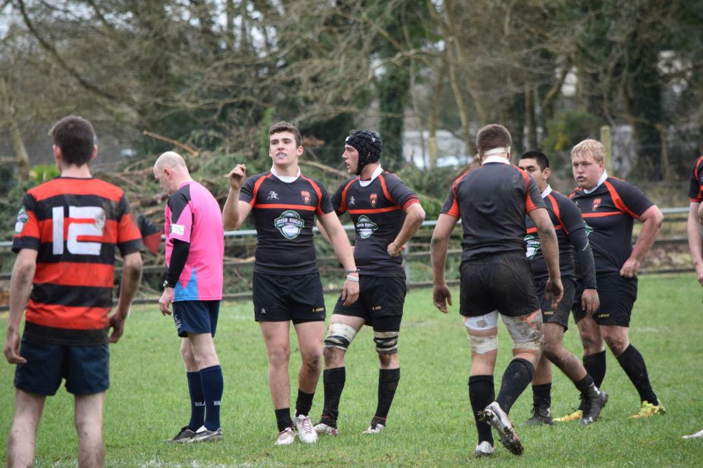 Local rugby club heads to Ireland