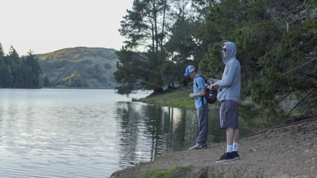 Hooked on fishing: a stress reliever