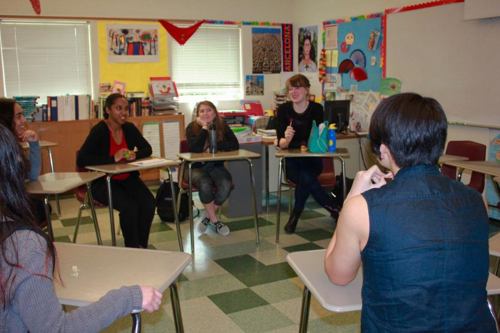 Mix It Up club encourages new perspectives
