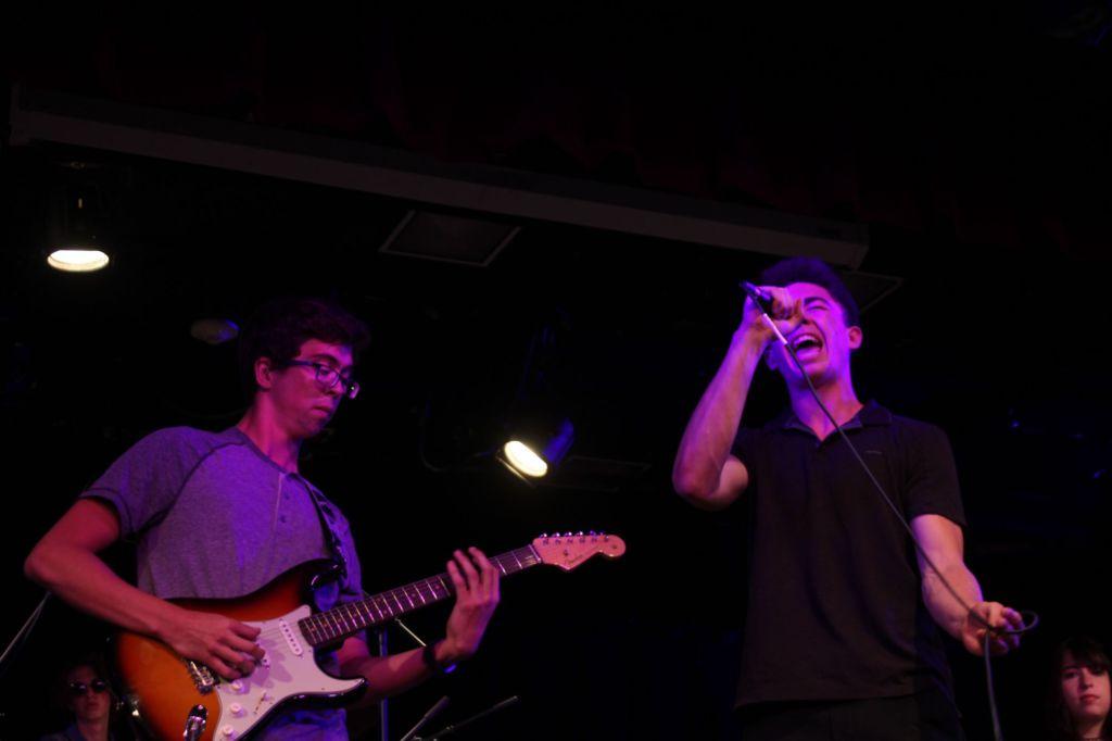 Final music showcase sends off graduating seniors