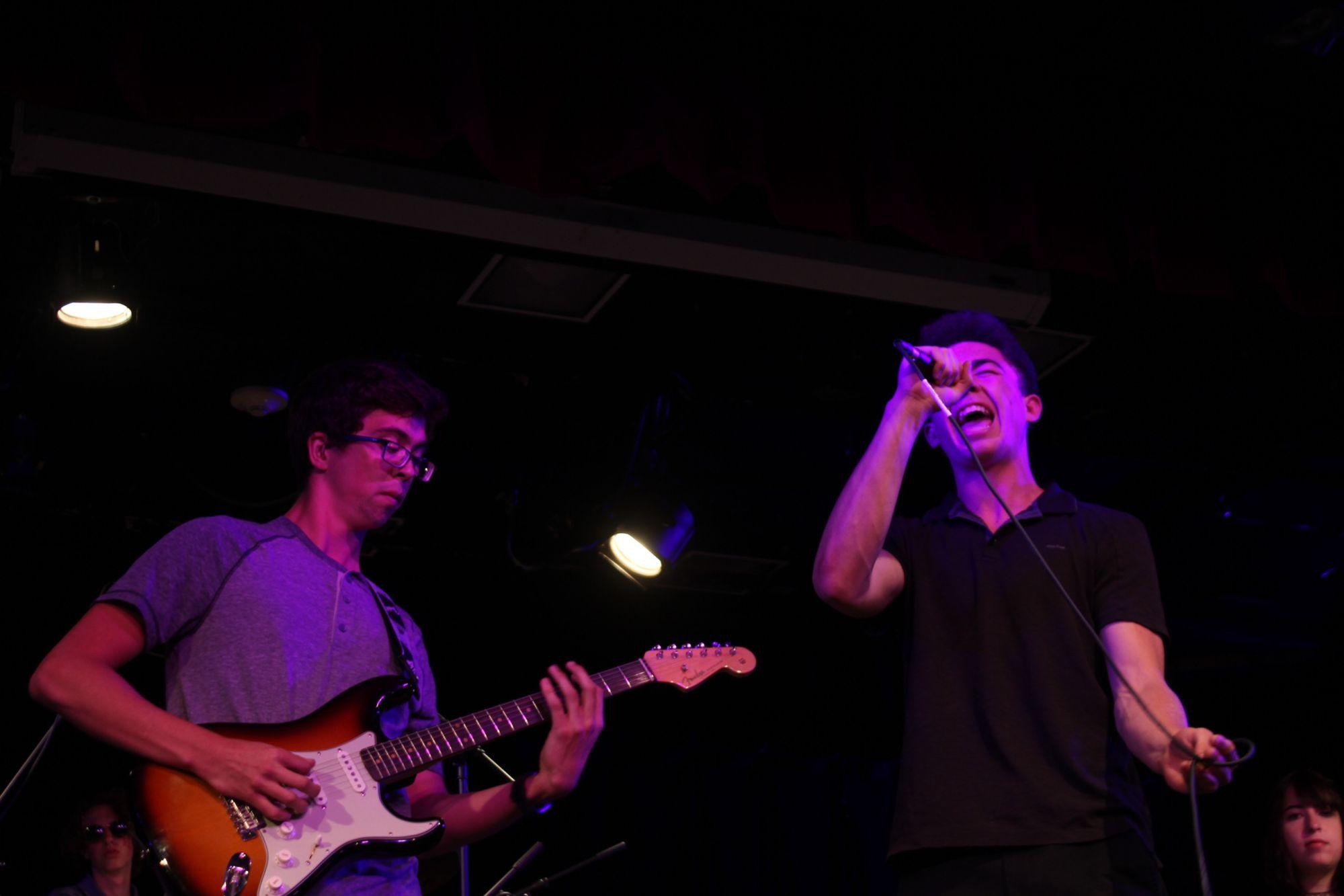 Final music showcase sends off graduating seniors