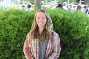 Attending Massachusetts Institute of Technology in the fall, Audrey Gaither has been named the valedictorian for the Class of 2017.
