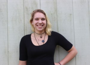Current Pathways student Carly Ball is planning to take a gap year trip to Ecuador