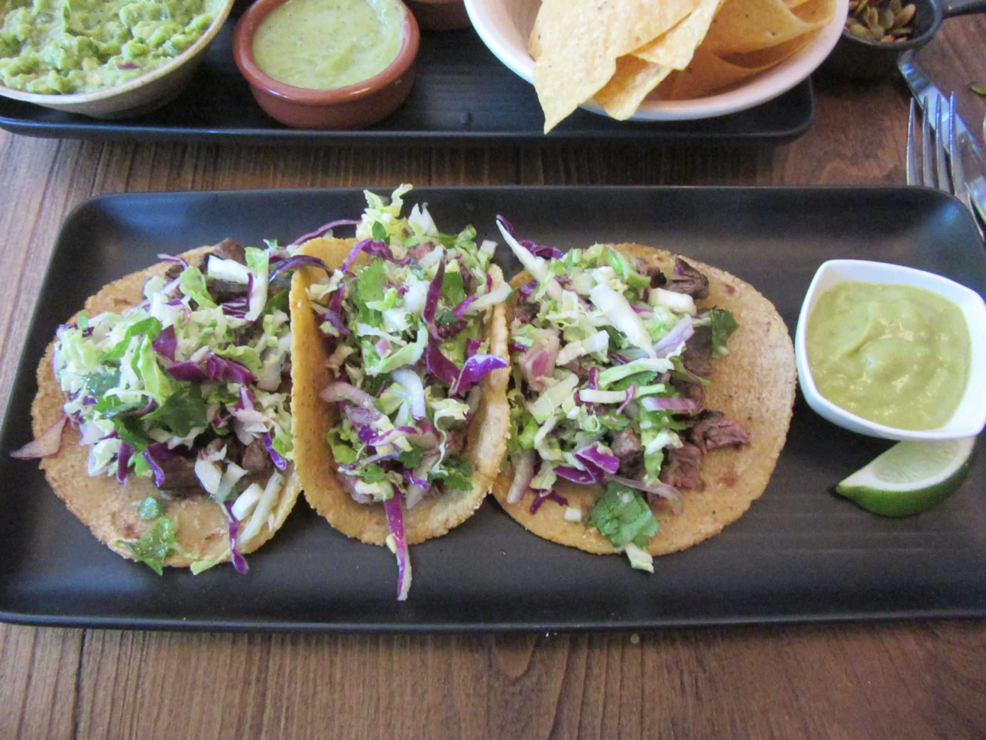 Tamal delivers delicious, pricey Mexican cuisine to Fairfax