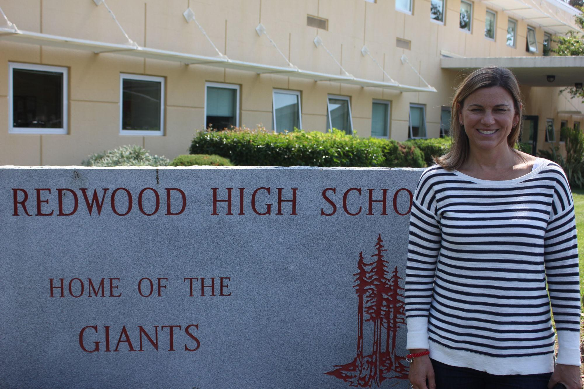 Former teacher returns to Redwood as Assistant Principal after two decades