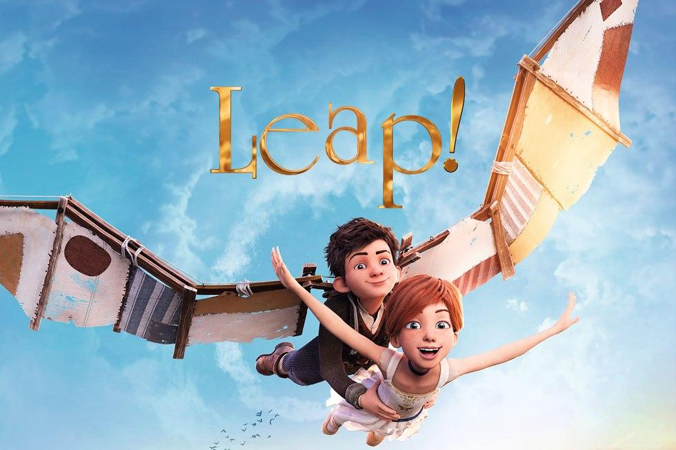 Leap out of the theaters