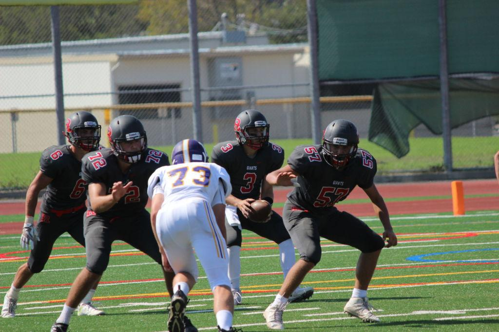 Newcomers look to contribute to Redwood football