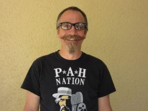 HEADSHOT OF PETER Parish, the teacher of Digital Communications