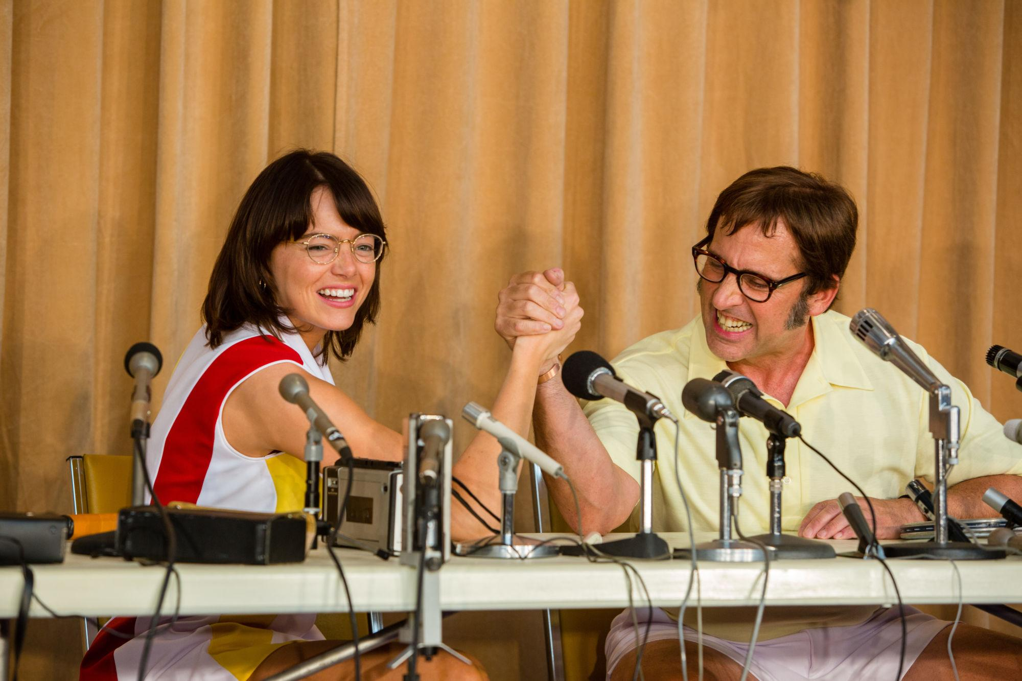 'Battle of the Sexes' shines light on story fighting for gender equality