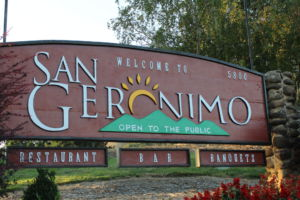 San Geronimo Golf Course is set to close down this year, as the land has been bought by the county.