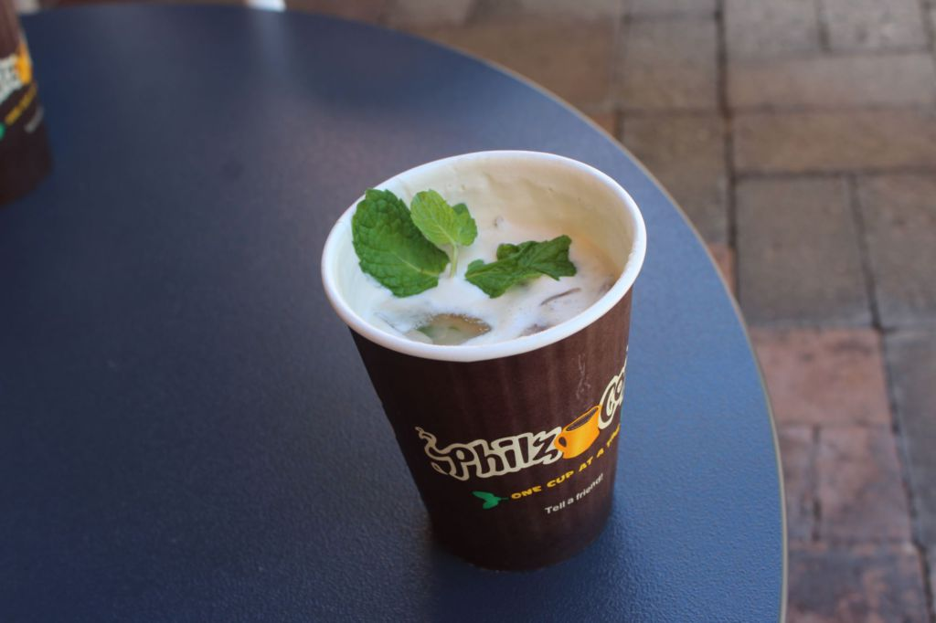 Recently opened Philz coffee is here to stay