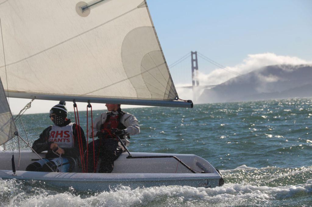 Sailing remains one of Redwoods Best Kept Secrets