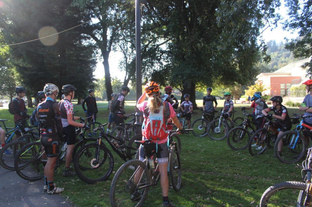 Mountain biking team gears up for an unpredictable season