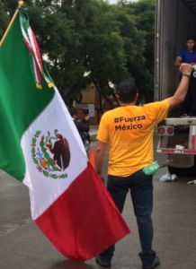 Mexico still staying strong after tragic earthquake.