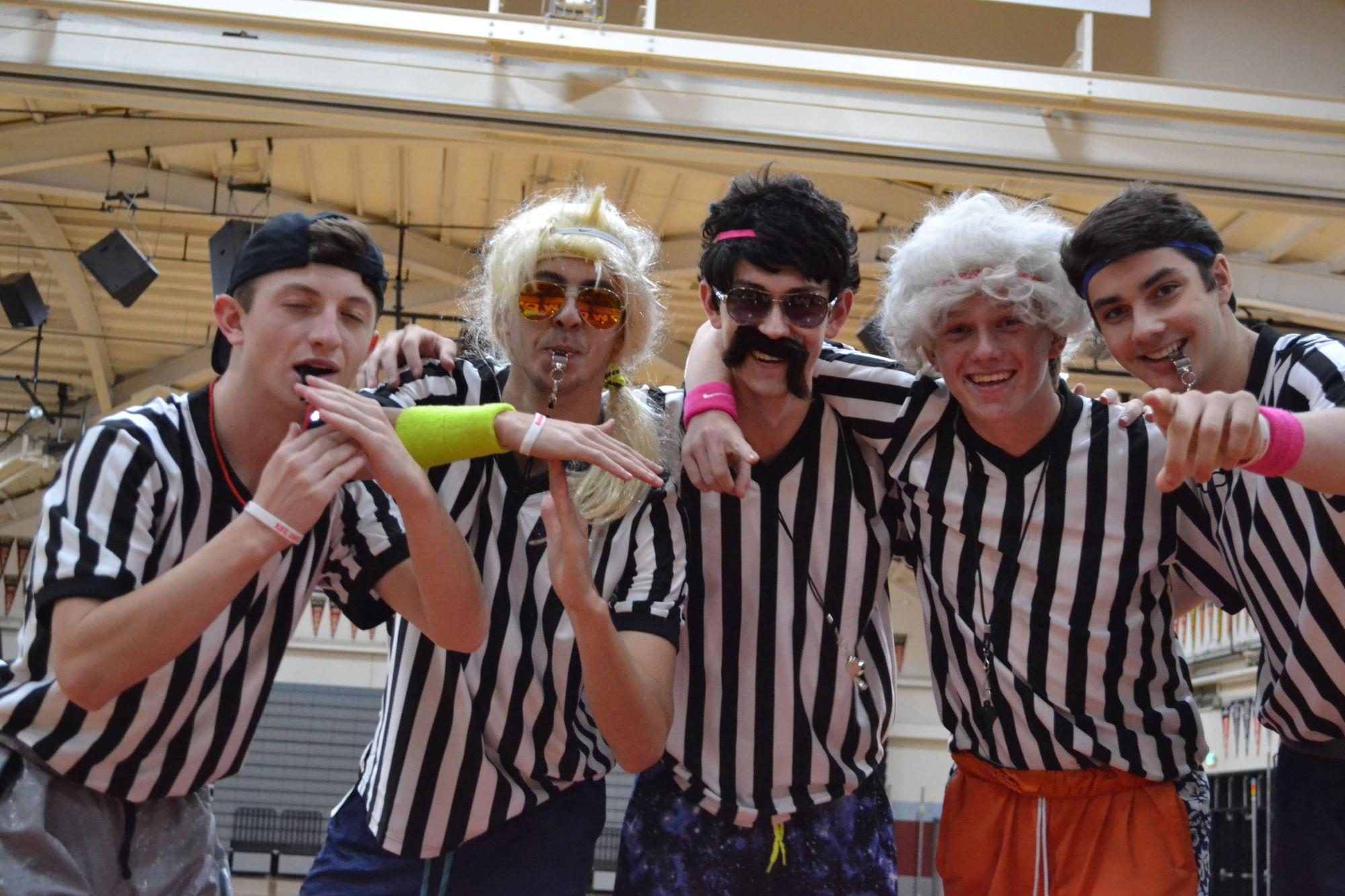 6th annual dodgeball tournament hypes students