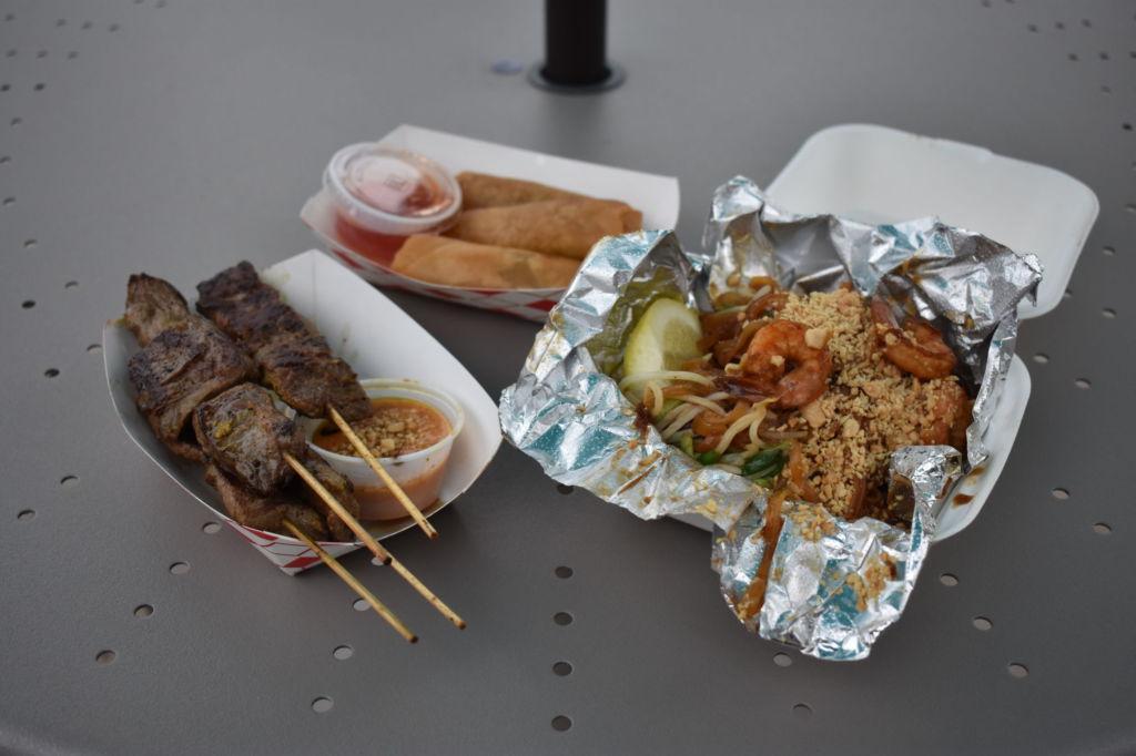 Bon Air food trucks showcase variety of cultural cuisines