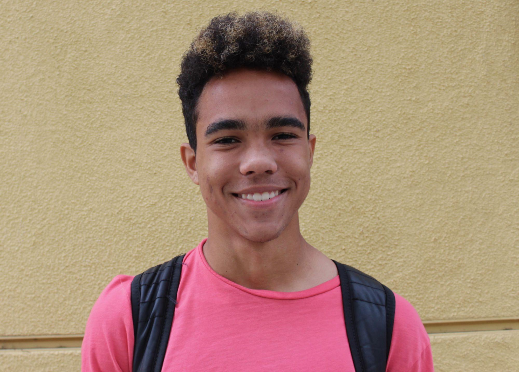 Jamaican sophomore shares his experience adapting to Redwood