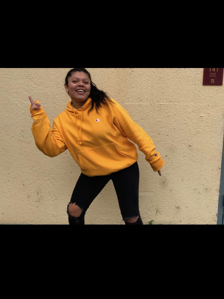Senior uses Instagram to break out of her shell