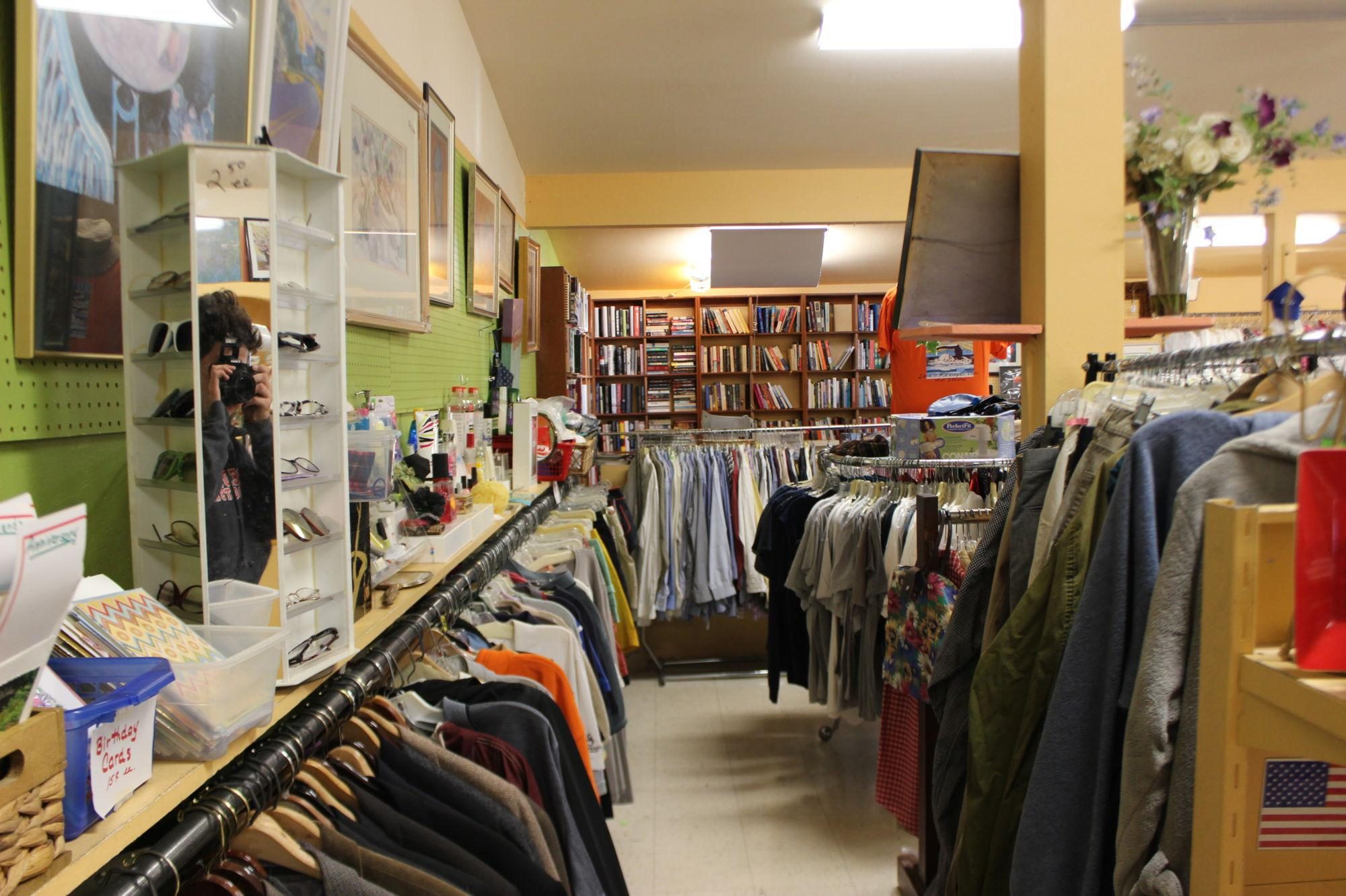 Get dressed for less: best of Marin consignment