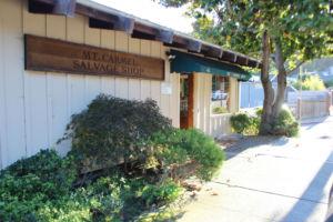 Mt. Carmel Salvage Shop