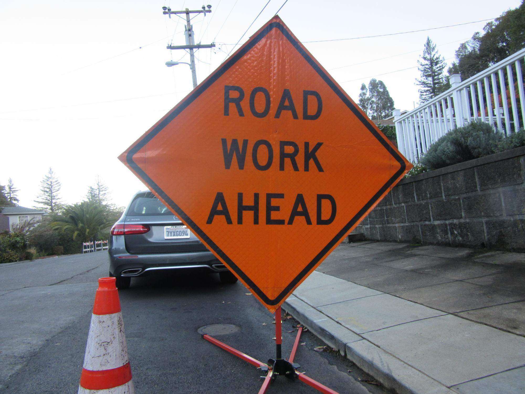 Larkspur passes sales tax to repair roads