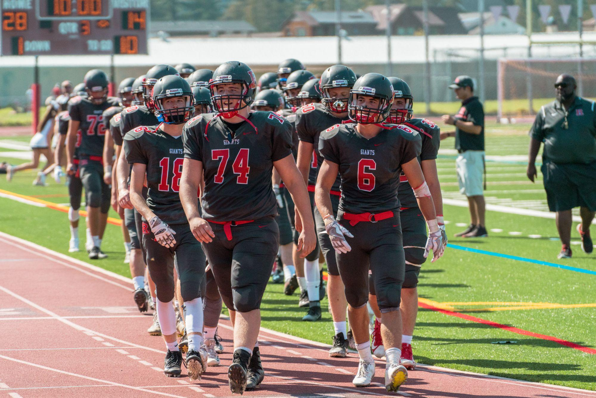 Redwood varsity football, what the future holds