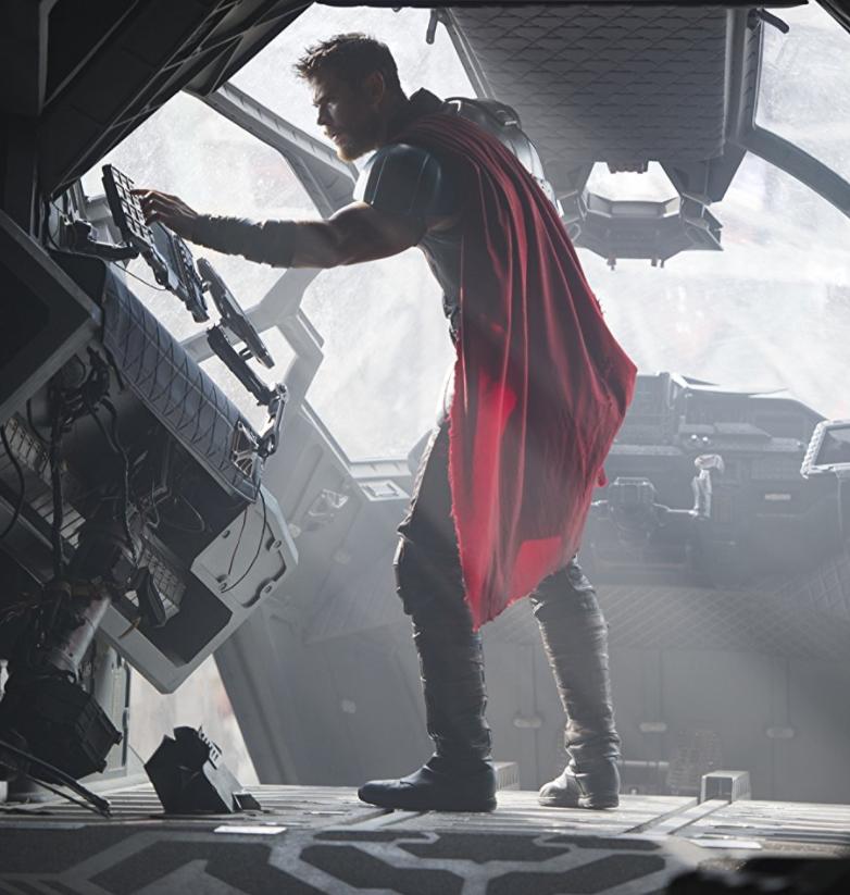 Thor: Ragnarok strikes a balance between comedy and action