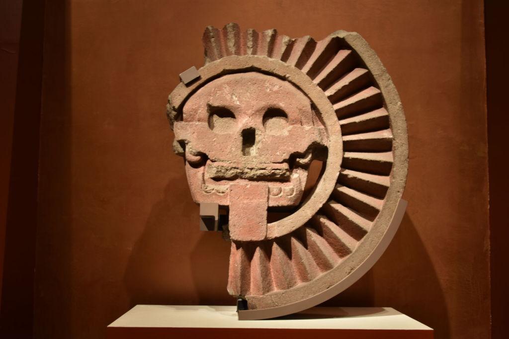 Teotihuacan illumina la cultura de los Aztecas