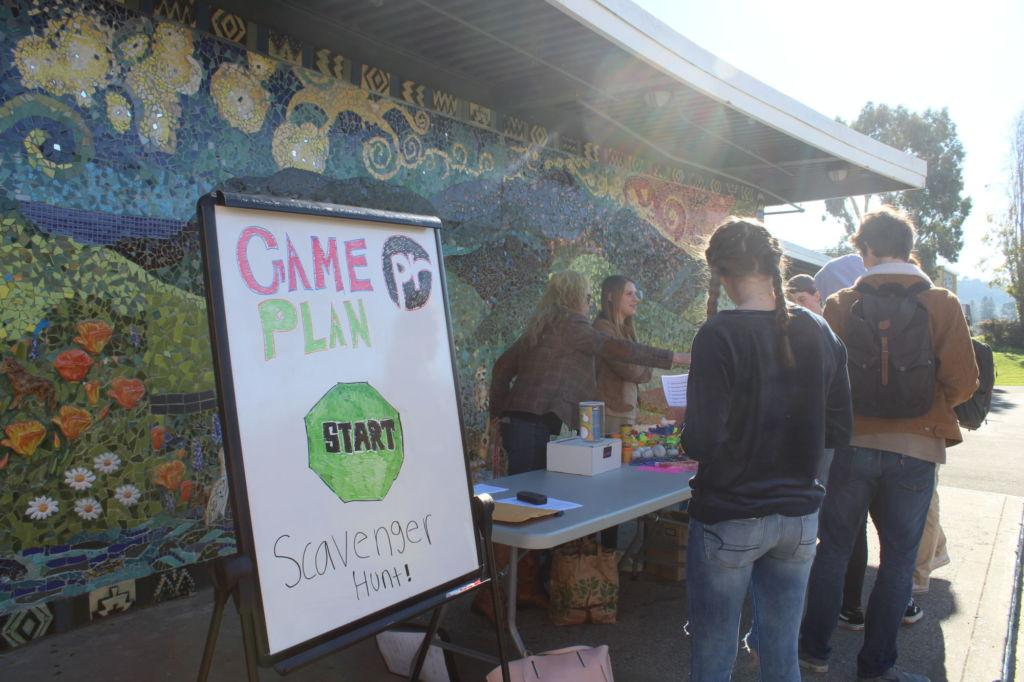 GAME PLAN week activities encourage students to stay safe around substance use