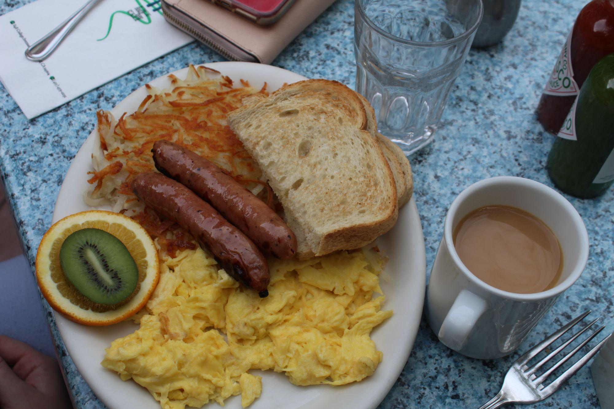 Marin's best weekend breakfast places to satisfy an empty stomach