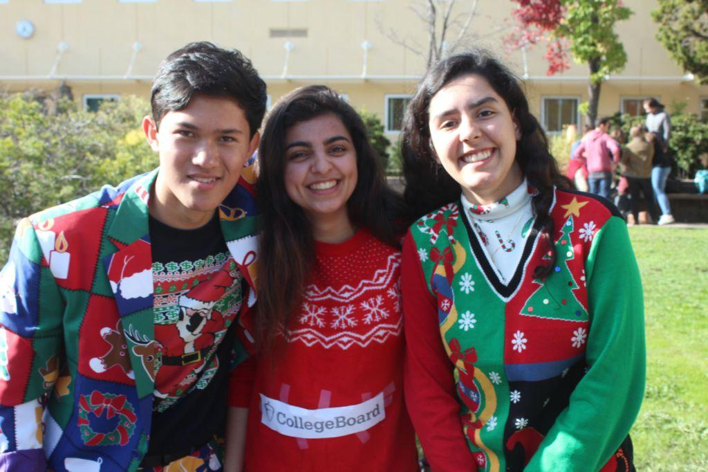 Photo Gallery: Ugly Sweater/Boudin Food Day